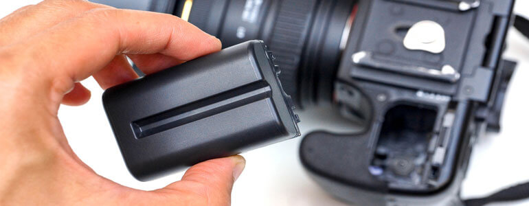 Batteries Out, Camera Care Tips for Beginners