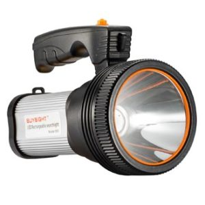 Bright Rechargeable Searchlight Portable Handheld Flashlight
