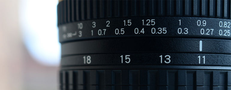 Camera Lens Numbers Explained