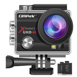 Campark ACT74 Action Camera, action camera reviews