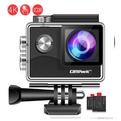 Campark X15 4K Action Camera