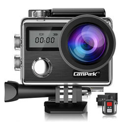 Campark X20 4K Action Camera