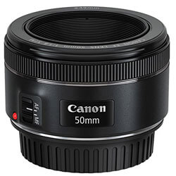 Canon EF 50mm Lens with Neoprene Soft Lens Pouch, cheap 50mm lens for canon, best prime lens for canon