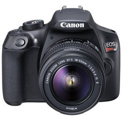 Canon EOS Rebel T6 Digital SLR