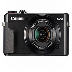 Canon PowerShot G7 X Mark II, best low light full frame camera, best low light cameras point and shoot