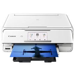 Canon TS8120 Wireless All-In-One Printer