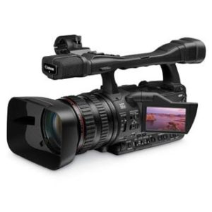 Canon High Definition Professional Camcorder, best camera for guitar videos, best camera for making music videos
