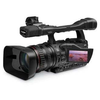 Canon XH-A1S 3CCD HDV High Definition Professional Camcorder