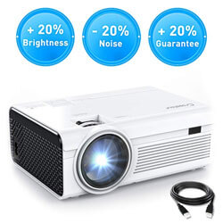 Crosstour Projector, Best Movie Projector Under 200