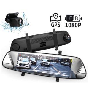DuDuBell M1+ Mirror Dash Cam