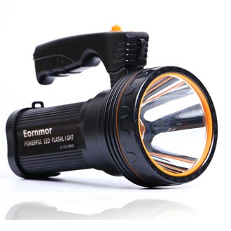 Eornmor Outdoor Handheld Portable Flashlight