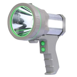 Eornmor Powerful Portable LED Spotlight Rechargeable Flashlight