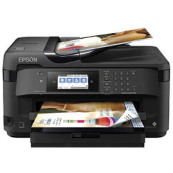 Epson WorkForce WF-7710 Wireless Wide-format Color Inkjet Printer