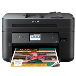 Epson Workforce WF-2860, best affordable all in one printer