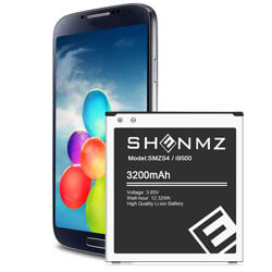 SHENMZ Galaxy S4 Replacement Battery, best battery for samsung s4