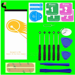 URS2GO Battery Replacement with Screwdriver Set