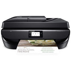 HP OfficeJet 5255 Wireless All-in-One Printer, best all in one printer under 50