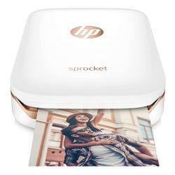 HP Sprocket X7NO7A Portable Sticker Printer, best printer for making stickers