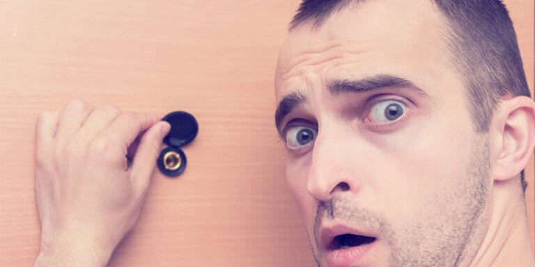 How to Install a Door Peephole Camera