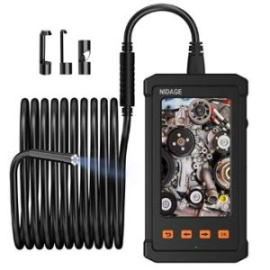 TELESION Industrial Endoscope - Professional Inspection Camera