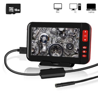 bluetooth inspection camera