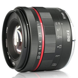 Meike Full Frame Large Aperture Manual Focus Lens for Sony