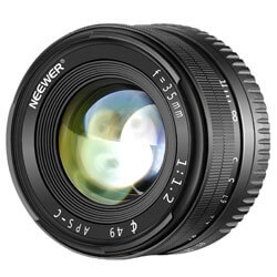 Neewer 35mm F/1.2 Standard Lens, sony a6300 wide angle lens, best portrait lens for sony a6000