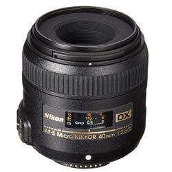 Nikon AF-S DX Micro-NIKKOR