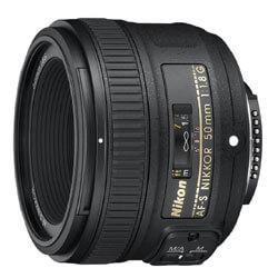 Nikon AF-S FX NIKKOR Prime