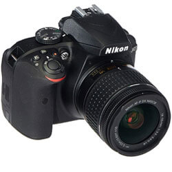 Nikon D3400 Digital SLR, best cheap camera for night sky photography