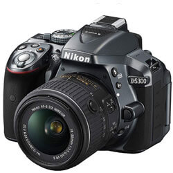 Nikon D5300 24.2 MP CMOS Digital SLR
