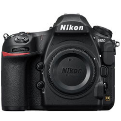 Nikon D850 FX-Format Digital SLR Camera Body