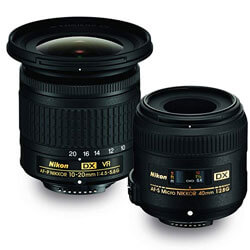 Nikon Landscape & Macro Two Lens Kit, best nikon fx lens for landscape photography, nikon lens for landscape