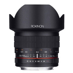 Rokinon Ultra Wide Angle Lens for Nikon, what lens to use for landscape photography