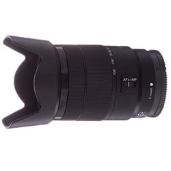Sony E-mount Zoom Lens, best budget lenses for sony a7iii, best street lens for sony a7iii