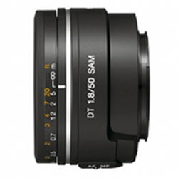 Sony Lens for Sony Alpha Digital SLR Cameras