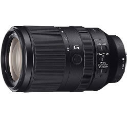 Sony 70-300mm - Best Telephoto Zoom Lens