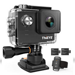 ThiEYE Native 4K Camera