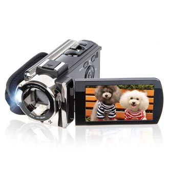 Video Camera Camcorder Digital YouTube Vlogging Camera