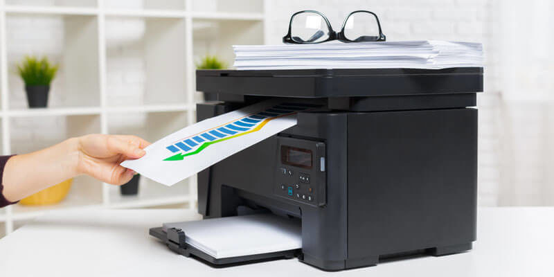 What is a Monochrome Printer