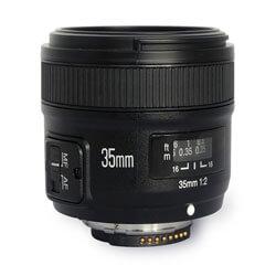 YONGNUO Auto Focus Lens for Nikon DSLR Cameras