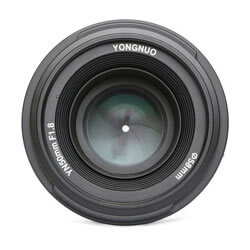 YONGNUO Standard Prime Lens, best lens for nikon d750 wedding, best travel lens for d750