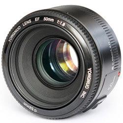 Yongnuo EF 50mm Standard