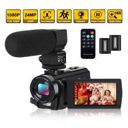 Digital YouTube Vlogging Camera