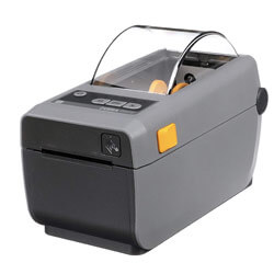 Zebra ZD140 Thermal Label Printer, wireless shipping label printer