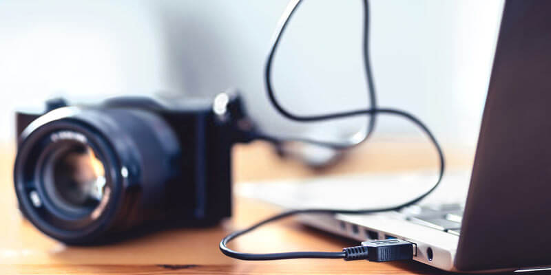 how to use sony camera as webcam