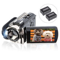 best camcorder for youtube